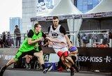 FIBA 3X3 pasaulio turas sugrįžta: tarp stipriausiųjų ir dvi lietuvių komandos