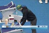 Pasaulio jaunimo plaukimo čempionato finale A.Šeleikaitė – šešta