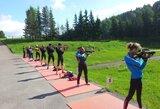 Lietuvos biatlonininkai pradėjo pasiruošimą olimpiniam sezonui