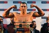 Vokietijos žiniasklaida: Rio de Žaneiro olimpiados bokso turnyre gali kovoti V.Kličko, M.Pacquiao ir G.Golovkinas