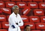 """Po pralaimėto """"La Ligos"""" titulo – """"Barcelonos"""" prezidento pokalbis su Q.Setienu apie krizę"""