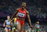JAV sprinterės pagerino pasaulio rekordą ir iškovojo olimpinį auksą