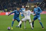 """Paaiškėjo data, kada žadama surengti atsakomąsias Čempionų lygos aštuntfinalio rungtynes tarp """"Juventus"""" ir  """"Lyon"""""""