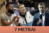 """""""7 metrai"""": Lietuvos rankininkų laukiantys """"demonai"""" Liuksemburge"""