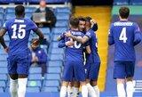 """Su """"Sheffield Utd"""" susitvarkęs """"Chelsea"""" pateko į FA taurės pusfinalį"""