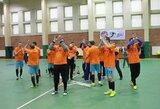 """Paskutinis """"Futsal A lygos"""" turas: visi taškai ant """"i"""" sudėti"""