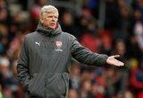 """TOP 10: A.Wengeras ir kiti treneriai, kurie ilgiausiai treniravo """"Premier"""" lygos klubus"""