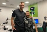 D.Motiejūnas atskleidė, kurios NBA ir Eurolygos komandos jam pateikė pasiūlymus