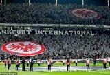 """Įspūdinga: į išvykos rungtynes Europos lygoje """"Eintracht"""" vešis daugiau nei 13 tūkst. sirgalių"""