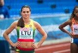 A.Šerkšnienė Šveicarijoje pasiekė du geriausius Lietuvos sezono rezultatus