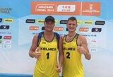 Puikiai žaidę A.Vasiljevas ir R.Juchnevičius 4 žvaigždučių turnyre pateko į pagrindinį etapą ir žais su pasaulio čempionais (papildyta)