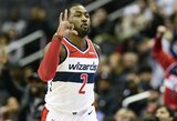 """""""Wizards"""" laimėjo panaikindama 24 taškų deficitą"""