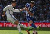 """Oficialu: """"Real"""" klubas įsigijo """"Atletico"""" futbolininką (+ 5 perėjimai)"""