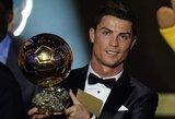 C.Ronaldo – turtingiausias futbolininkas pasaulyje