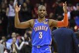 NBA krepšininkams toliau turėtų būti mokamas atlyginimas