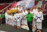Lietuviai išsaugojo šotokan karatė pasaulio čempionų titulus