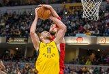 Kas J.Valančiūno ir D.Sabonio laukia NBA atkrintamosiose?