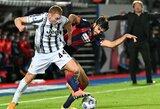 """Be C.Ronaldo žaidęs """"Juventus"""" rungtynes su """"Crotone"""" baigė lygiosiomis"""