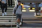 """""""Liverpool"""" saugas A.Oxlade-Chamberlainas patyrė dar vieną traumą"""