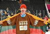 Kovoje dėl jaunimo olimpiados bronzos – įvartis paskutinę sekundę ir A.Seniuto triumfas