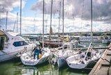 """Nidoje startavo Baltijos šalių """"Platu 25"""" jachtų čempionatas"""