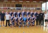 Prancūzijoje surengtą turnyrą tinklininko V.Gasiūno atminimui laimėjo J.Bogdanovičiaus komanda (komentaras)