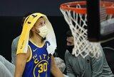 NBA griežtina kaukių reikalavimus