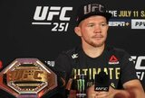 "P.Jano ir A.Sterlingo kova ""UFC 256"" turnyre neįvyks (papildyta)"