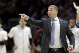 """""""Lakers"""" ruošiasi siūlyti kontraktą T.Lue"""