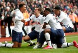 """""""Tottenham"""" 94-ąją minutę išplėšė pergalę prieš """"Premier"""" lygos autsaiderius"""