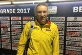 A.Skujytė per plauką nepateko į Europos čempionato finalą (papildyta)
