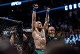 UFC prezidentas nuomonę pakeitė per vieną dieną: oficialiai paaiškėjo naujasis C.McGregoro varžovas!