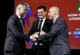Į LFF prezidento postą –du kandidatai