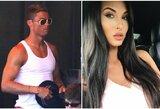 """""""Instagram"""" modelis paaiškino, kodėl atstūmė C.Ronaldo"""