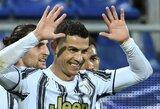 """""""Juventus"""" direktorius: """"C.Ronaldo atstovauja """"Juventus"""" ateitį"""""""