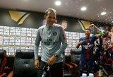 Oficialu: PSG pratęsė kontraktą su T.Tucheliu