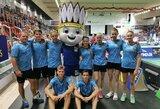 Lietuvos U17 badmintono rinktinė pradėjo Europos čempionatą