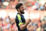 """Ar dėl žaidimo pasaulio čempionate O.Giroud teks palikti """"Arsenal""""?"""