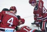 """N.Ališauskas grįžo po ligos, bet M.Mamino """"hat-trickas"""" nepaliko vilčių """"Dinamo"""""""