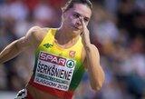 A.Šerkšnienė pratęsė pergalių seriją Šveicarijoje ir pasiekė ketvirtą rezultatą Europoje