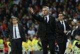 """C.Ancelotti: """"Nenusipelnėme šio pralaimėjimo"""" (+ 3 """"Real"""" žaidėjų komentarai)"""