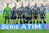 """Pamatykite: Italijos lygos rungtynėse visi """"Udinese"""" futbolininkai vilkėjo skirtingas aprangas"""