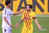"""L.Messi žinutė varžovui: """"Nustok mane spardyti, šikniau"""""""