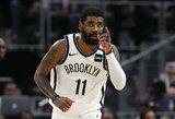 NBA sureagavo į krepšininkų abejones dėl sezono pratęsimo