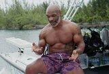 Dėl labdaros M.Tysonas pasiruošęs susikauti ir su A.Joshua