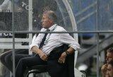 """O.Tabarezas po Urugvajaus iškritimo iš """"Copa America"""" turnyro pasiteisinimų neieškojo: """"Turime su tuo susitaikyti"""""""