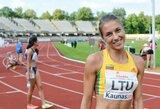 Tarptautinėse lengvosios atletikos varžybose – gausybė lietuvių startų