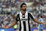 """S.Khedira pripažino, kad Italijoje jaučiasi geriau nei """"Real"""" klube"""