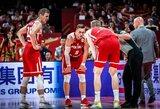 Dramatiškai pratęsimą išplėšę ir jo metu pranašumą prieš kinus įrodę lenkai iškovojo antrą pergalę