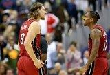 """""""Heat"""" išplėšė pergalę paskutinę mačo sekundę"""